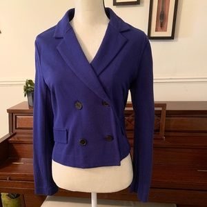 Forever 21 Royal Blue Blazer Size L